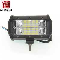 truck led lights offroad auto 12v 72W high power LED driving lights 4x4 car accessories