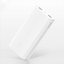 Wholesale Original 20000mAh Mobile Phones Power Bank 2 Support Two-way Fast Charging QC3.0 for mi