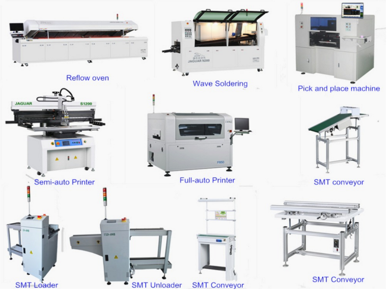 Automatic led driver machine, desktop mounter automatic led lighting bulb production line, smd counting machine led light making