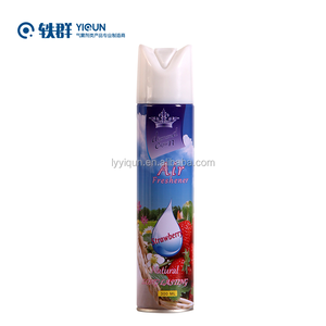 2018 new formula household air freshener spray manufacture