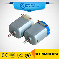3V high quality Brushless Dc micro Motor