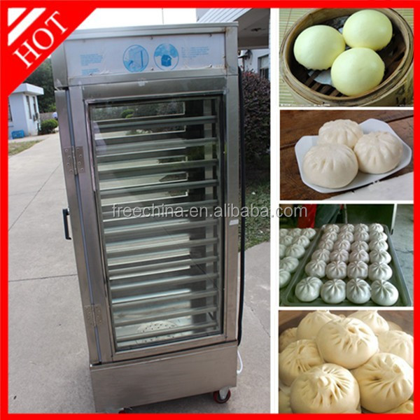 Electric bun steamer/commercial bun steamer/food steamer machine