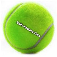 Pressurised Match Lawn Tennis Balls