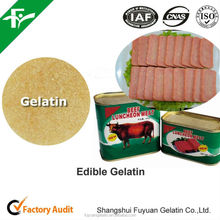 Flavoring Agents, Stabilizers, Emulsifiers Type Edible Gelatin for Meat Products