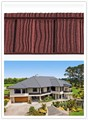 Metal Building Materials asphalt shingles/colour stone coated