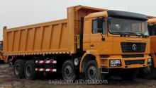 SHACMAN F2000 tipper dump truck for export