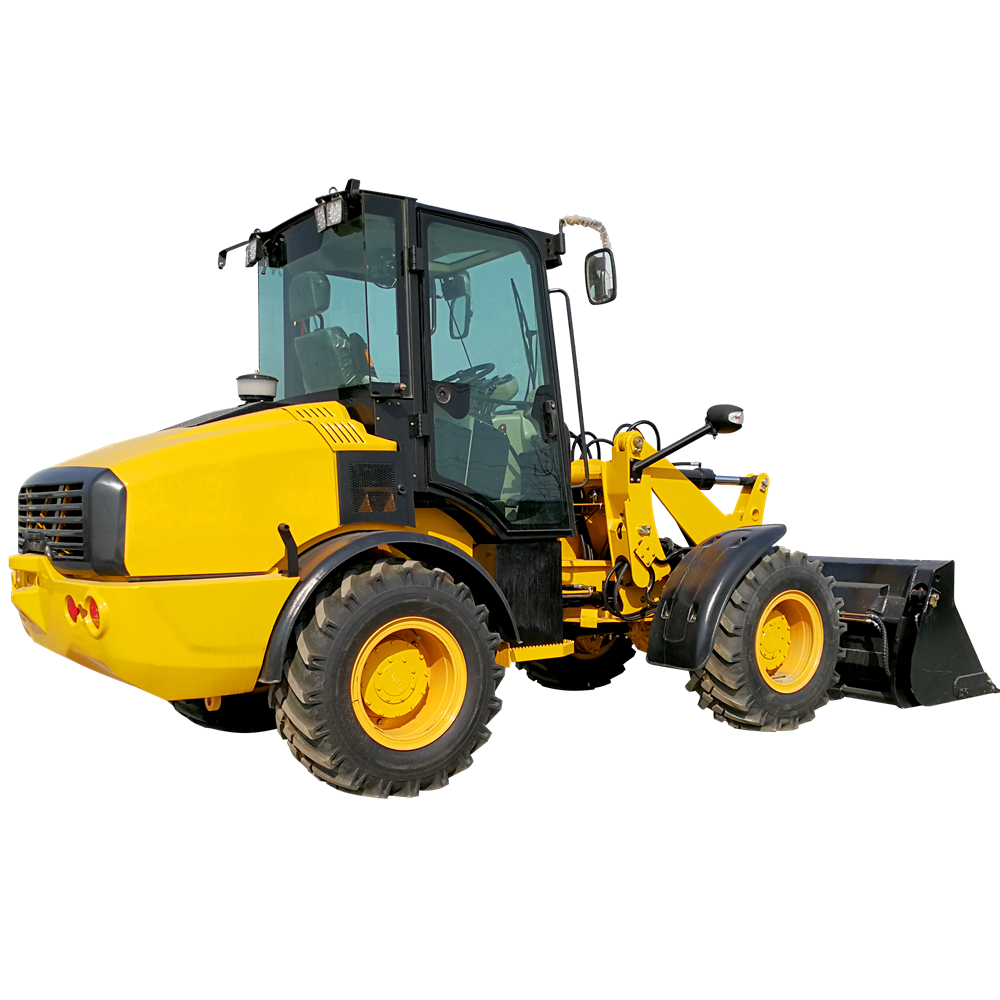 mini wheel loader 2 ton agriculture machinery for sale