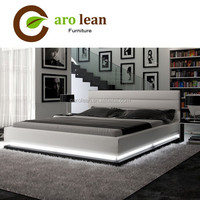 C565 Modern Bedroom Furniture style Bed Leather Bed