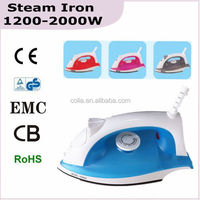 Dry spray steam function electric iron vertical iron 1200-2000W(HK-WSD-098A)