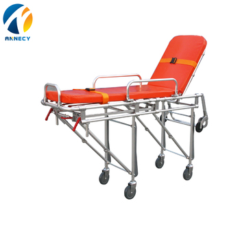 AC-AS002 medical supplies wholesale folding ambulance stretcher sizes price