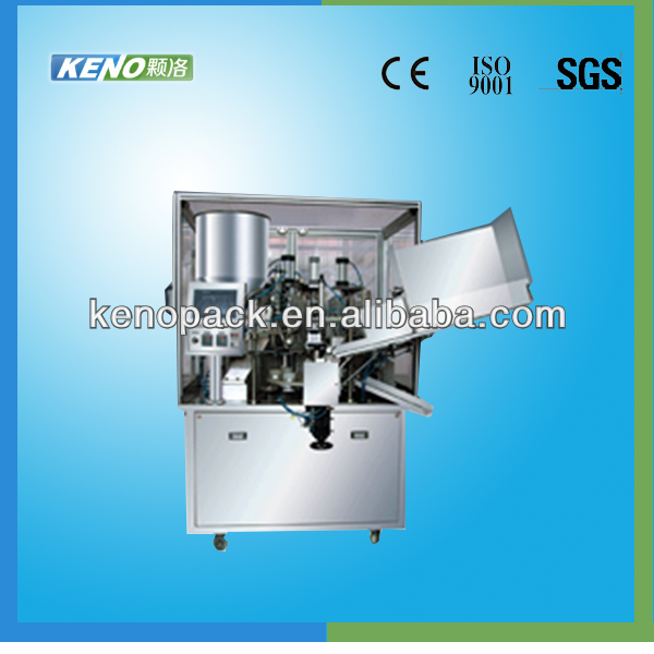 KENO-SF100 Automatic plastic tube filling sealing equipment