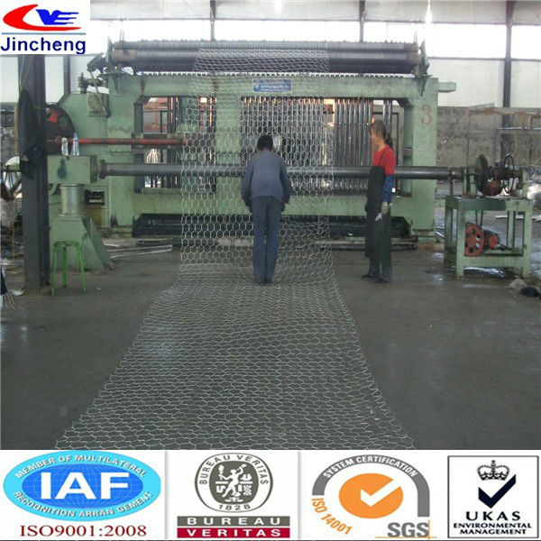 china gabion mesh machine
