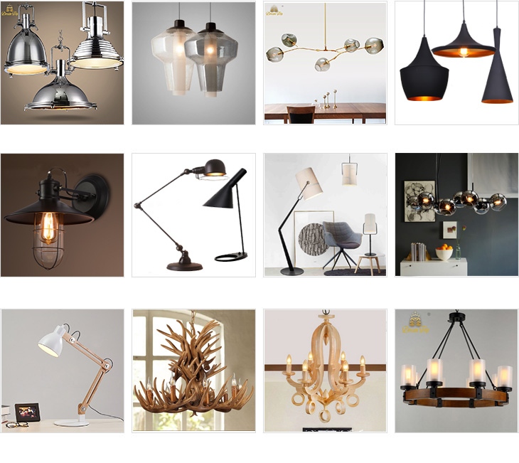 Industrial Style Chandelier,Modern Pendant Light,Italian Modern Chandelier Lights
