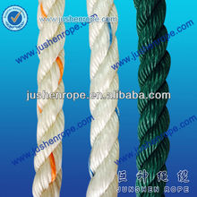High quality new style pp sea farming rope polypropylene rope