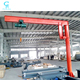BZ type 5 ton jib crane used in workshop from crane manufacturer