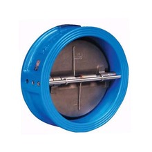 DH43X Water Flow Control One Way Butterfly Check Valve