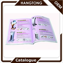 China bulk cheap color Catalogue, Magazine, Leaflet, Booklet, Flyer Printing