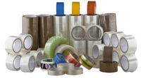 water proof adhesive BOPP packing tape for sealing