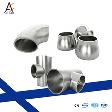 Customized Size aluminum pipe fitting all dimensions