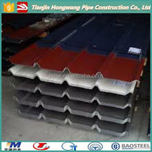 Corrugated Roofing Sheet for Different Roofs