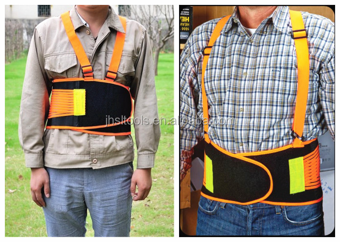 High Quality Durable Back Waist Support Belts For Men