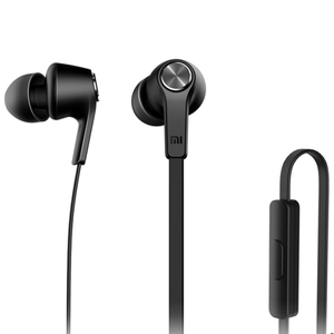 Original Xiaomi HSEJ02JY Basic Edition Piston In-Ear Stereo Bass Earphone With Remote and Mic for iPhone, Xiaomi