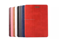 wholesale front case back cover for iPad Air 2 PU leather case
