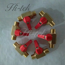 Pneumatic Cheap Small Mini Brass Ball Valve,gas water brass ball valve