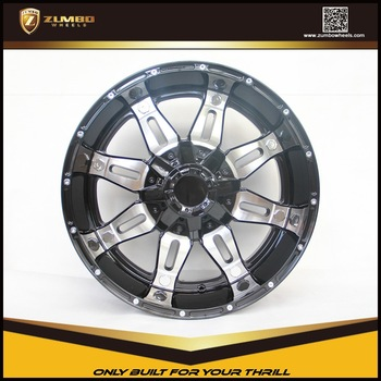 ZUMBO F7002 Popular Design Car Alloy Wheels, Wheel Rims