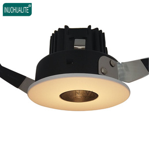 Dim to Warm Deep Trimless Recessed LED Light Downlight 9W