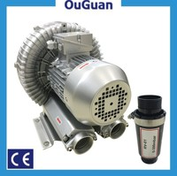 Made in China 2.2kw 220mbar 3phase Aerator Water Vacuum Pump