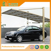 G-MORE Professional High Grade New Style Easy DIY Strong Aluminium Carport/Garages