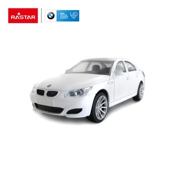 RASTAR display car model 1:43 diecast car with metal BMW logo alloy toy