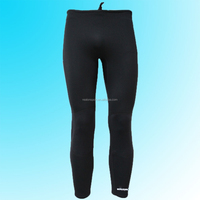 custom made 2mm 3mm neoprene super stretch diving surfing wetsuit pants