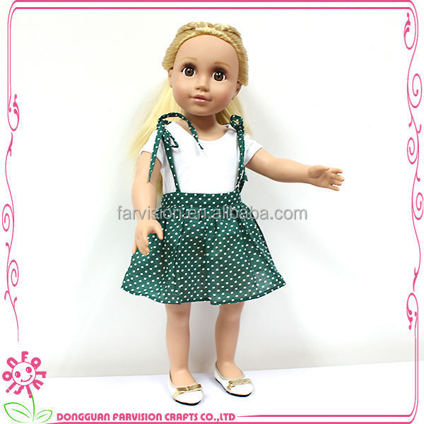 Half cloth body doll Ball jointed structure factory custom made cloth doll