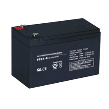 12V 9ah UPS Use Deep Cycle Small Rechargeable Battery for Solar/Wind Energy Lighting