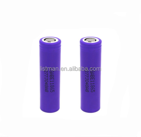 High quality 18650 rechargeable LGABE1 18650 3200mah li-lon battery 3.7V lithium ion batteries