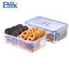EASYLOCK bread storage box with 4 lids