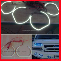 rgb color square halo ring led angel eyes for BMW F30 E90 E92 M3