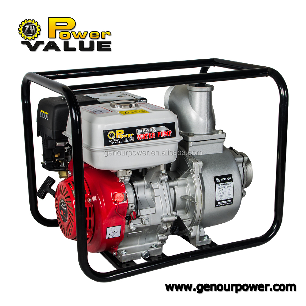 China 2014 Gasoline Water Pump 4 inch Piston Pump Well Water