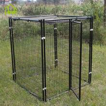 Galvanised Welding Electrical Fence Dog Kennels