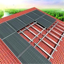 roof solar panel mount for pitched roof brackets pv solar tile roof mount