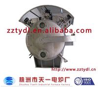 High temperature sintering furnace use microwave sintering