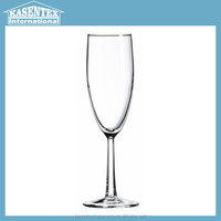 Personalized handmade crystal wine glass/brandy glass unleaded crystal wine glass