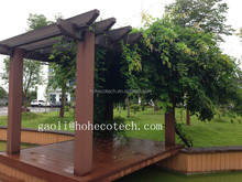 Anti corrosion Best quality cheap garden pergola wooden pergola gazebo