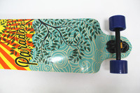 "Free shipping New Arrival! 43"" longboard stickers /paradox skate longboards"