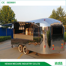Hot Sale Big Food Trailer from China