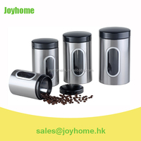 hot selling kitchen canister tea coffee sugar storage box