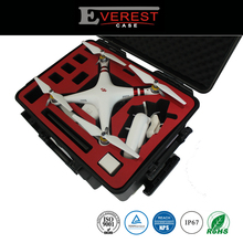 2015 Plastic Waterproof High Quality Carrying DJI phantom 3 Case Suitable for DJI Phantom 3 Standard /Advanced /Professional