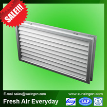 hvac system aluminum Square Swirl Ceiling Diffuser return air doors grille